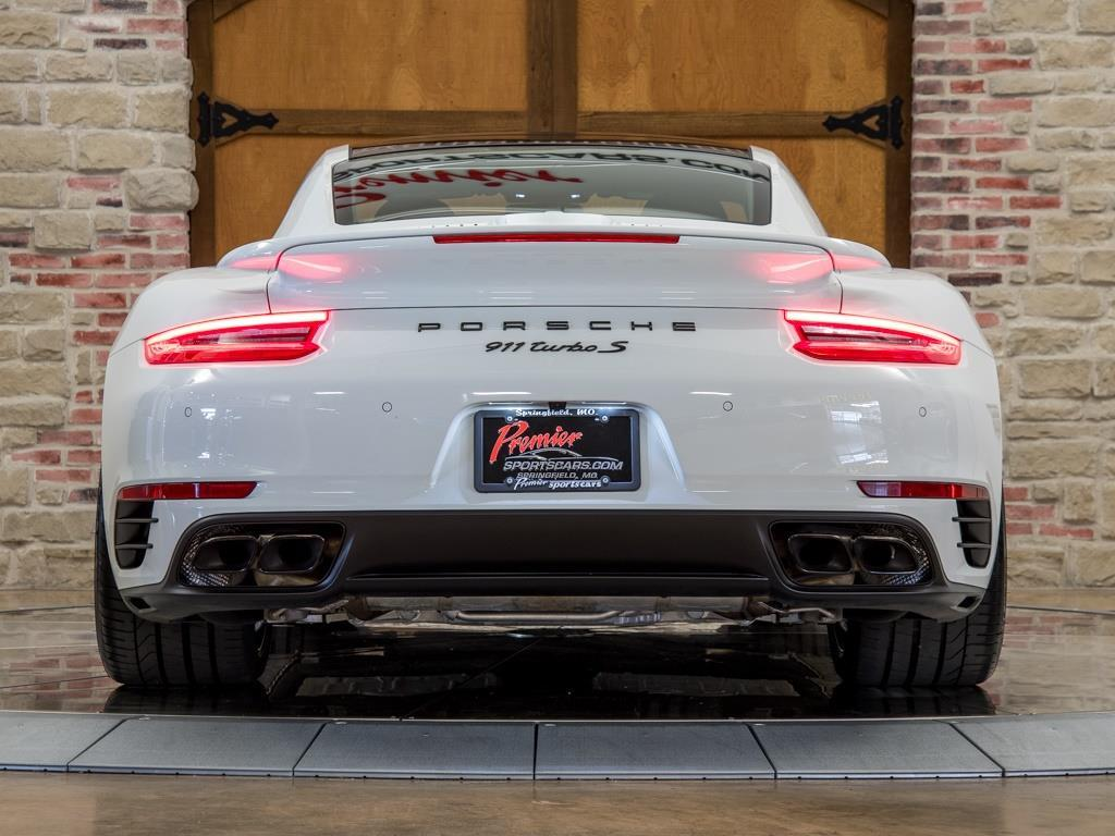 2017 Porsche 911 Turbo S - Photo 8 - Springfield, MO 65802