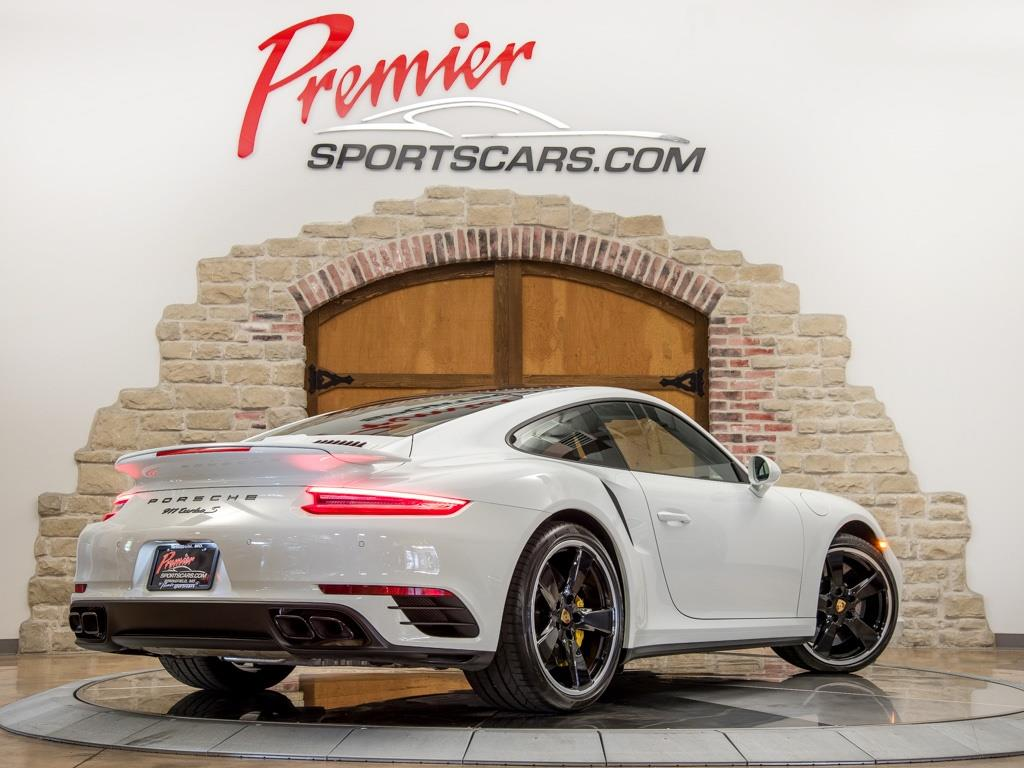 2017 Porsche 911 Turbo S - Photo 9 - Springfield, MO 65802