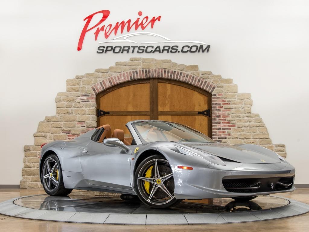 2014 Ferrari 458 Spider - Photo 4 - Springfield, MO 65802