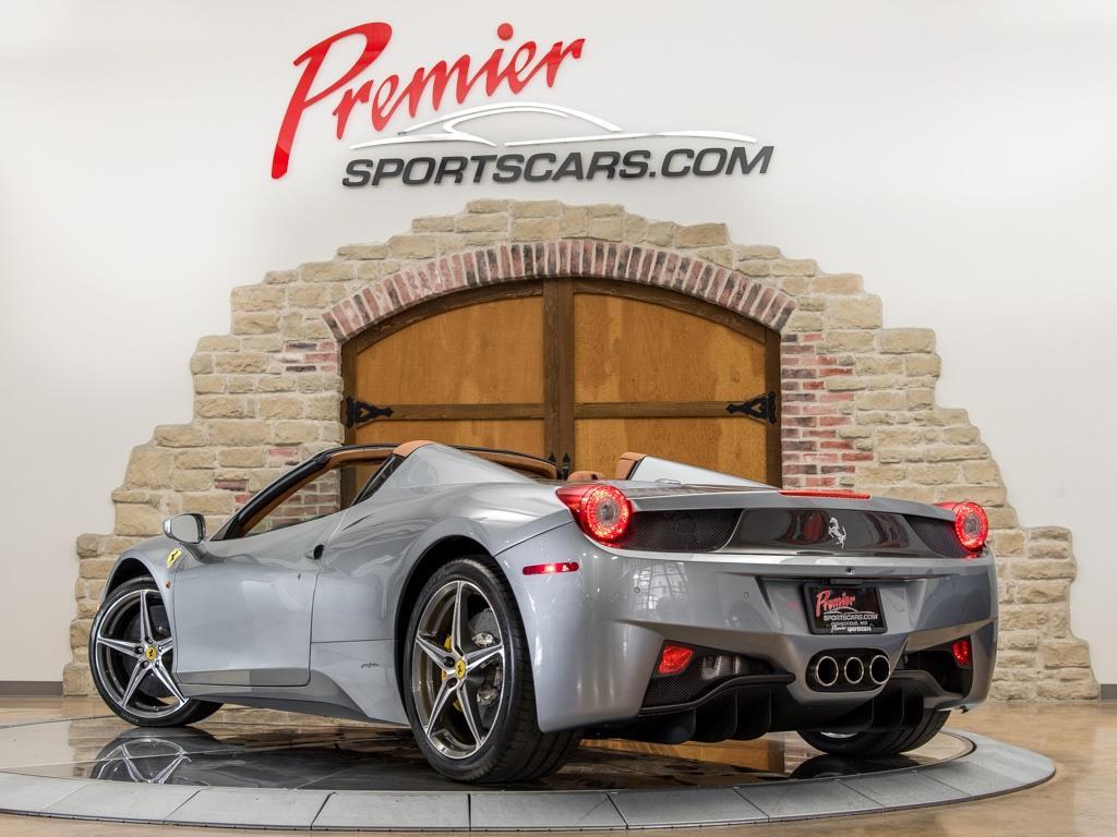 2014 Ferrari 458 Spider - Photo 7 - Springfield, MO 65802