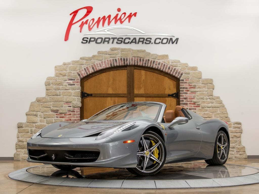 2014 Ferrari 458 Spider - Photo 1 - Springfield, MO 65802