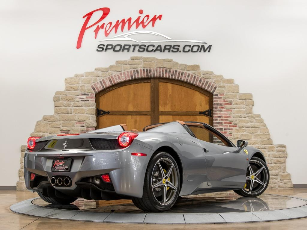 2014 Ferrari 458 Spider - Photo 9 - Springfield, MO 65802