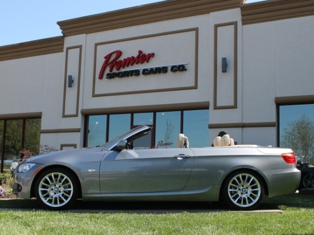 2011 bmw 328i convertible for sale in springfield mo stock p4173. Black Bedroom Furniture Sets. Home Design Ideas