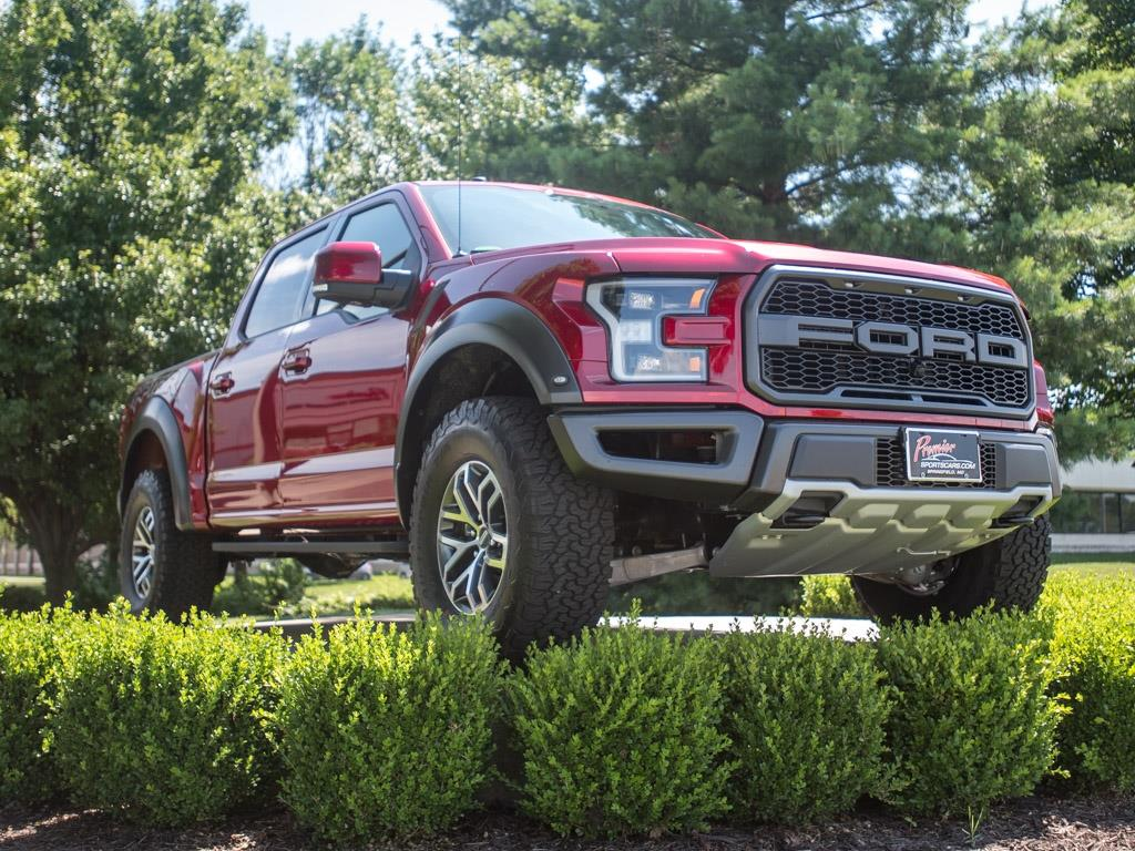 2017 Ford F-150 Raptor - Photo 4 - Springfield, MO 65802