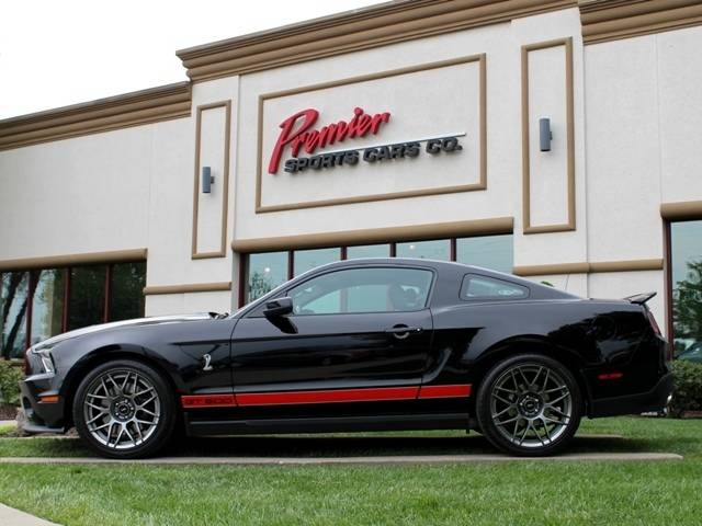 2011 ford mustang shelby gt500 for sale in springfield mo stock p4190. Black Bedroom Furniture Sets. Home Design Ideas