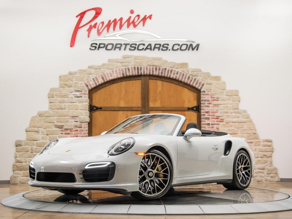 2015 Porsche 911 Turbo S - Photo 1 - Springfield, MO 65802