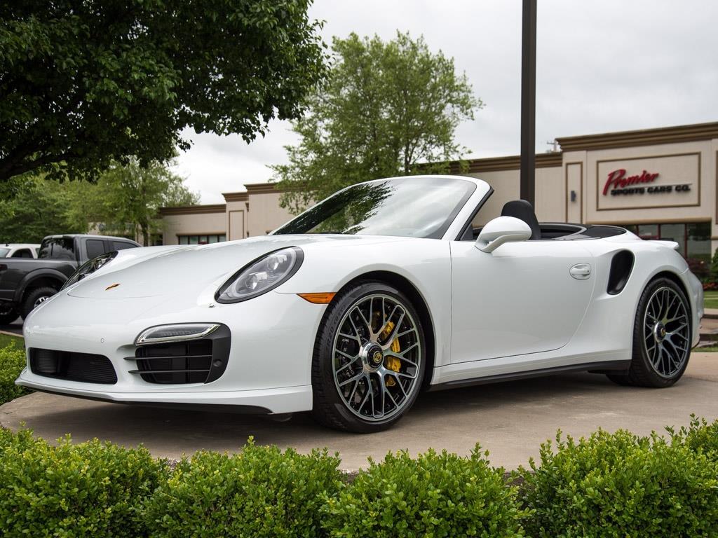 2015 Porsche 911 Turbo S - Photo 13 - Springfield, MO 65802
