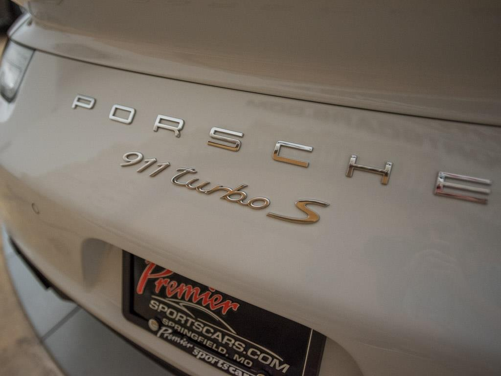 2015 Porsche 911 Turbo S - Photo 50 - Springfield, MO 65802