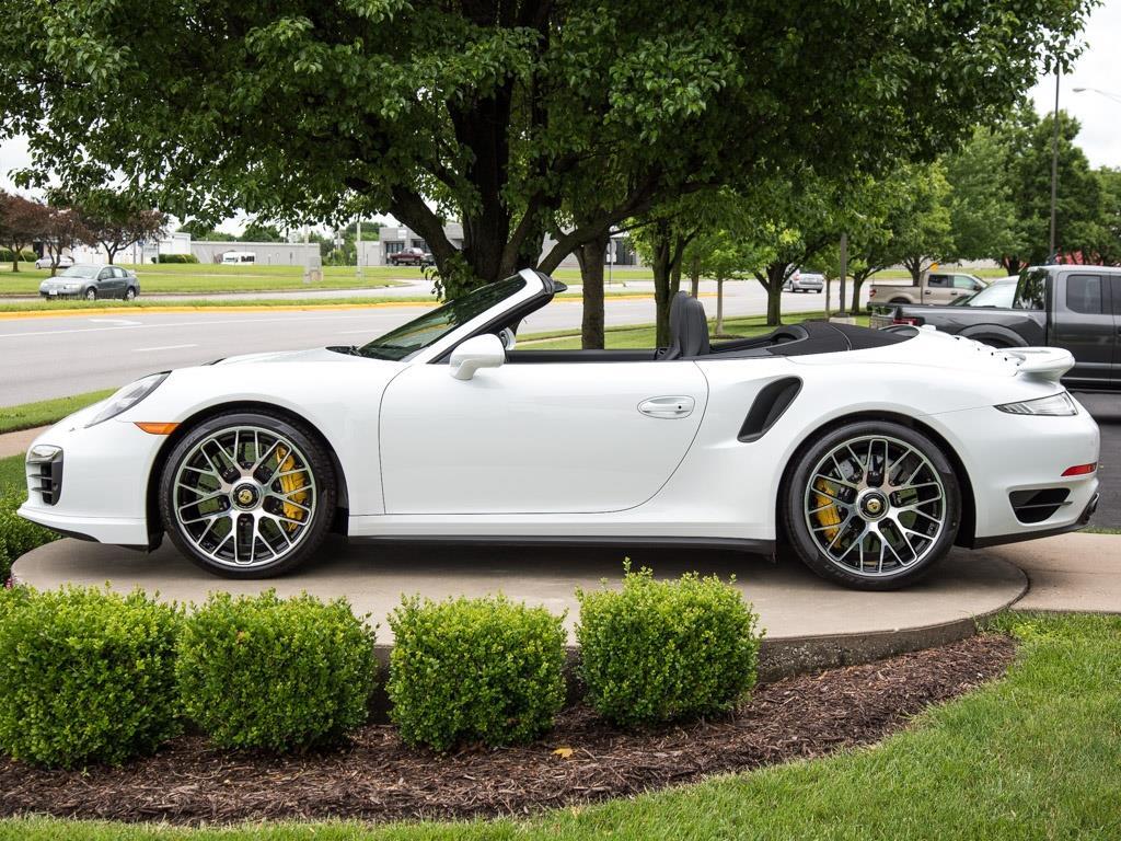 2015 Porsche 911 Turbo S - Photo 14 - Springfield, MO 65802
