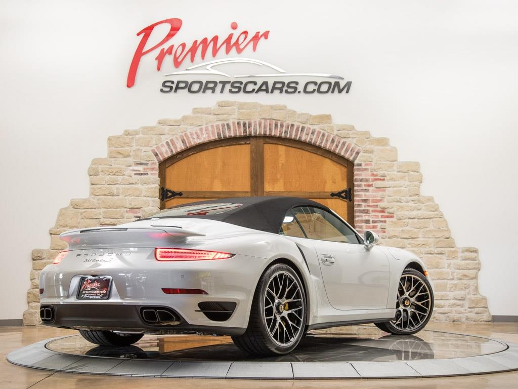 2015 Porsche 911 Turbo S - Photo 25 - Springfield, MO 65802
