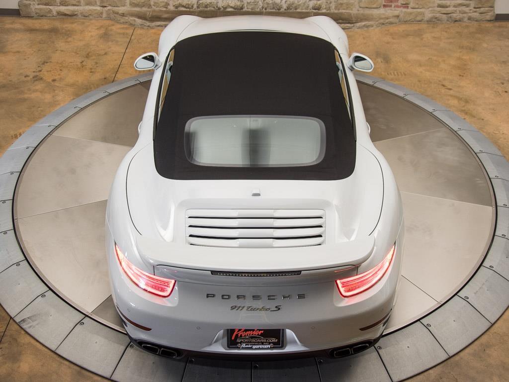 2015 Porsche 911 Turbo S - Photo 48 - Springfield, MO 65802