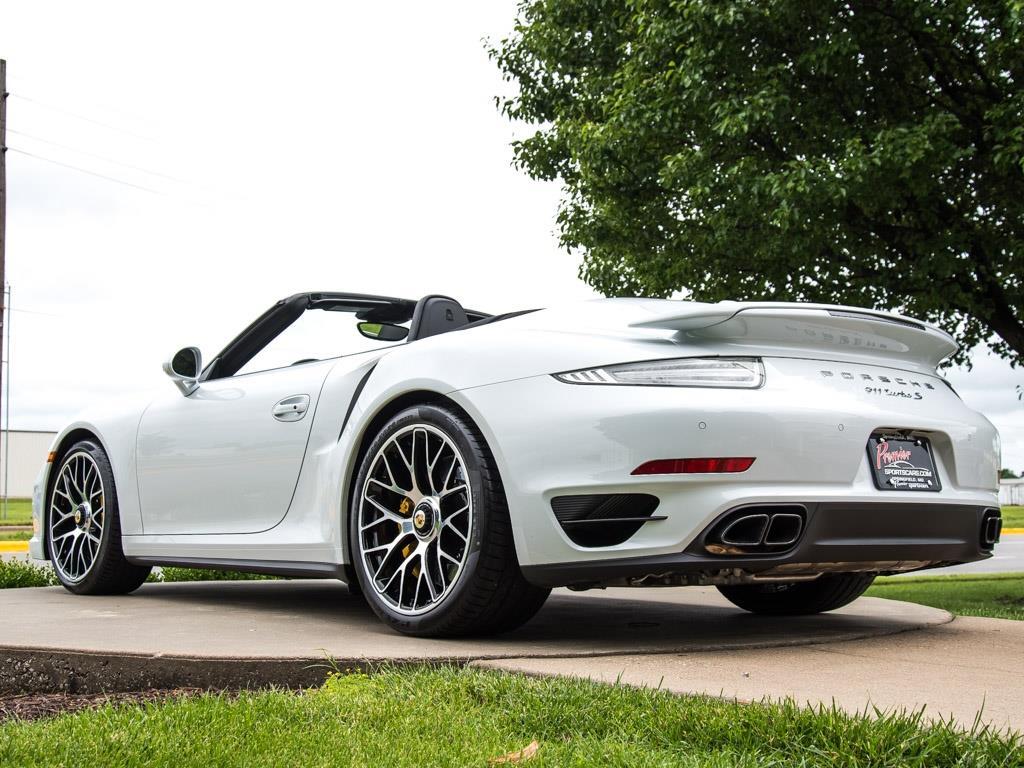 2015 Porsche 911 Turbo S - Photo 15 - Springfield, MO 65802