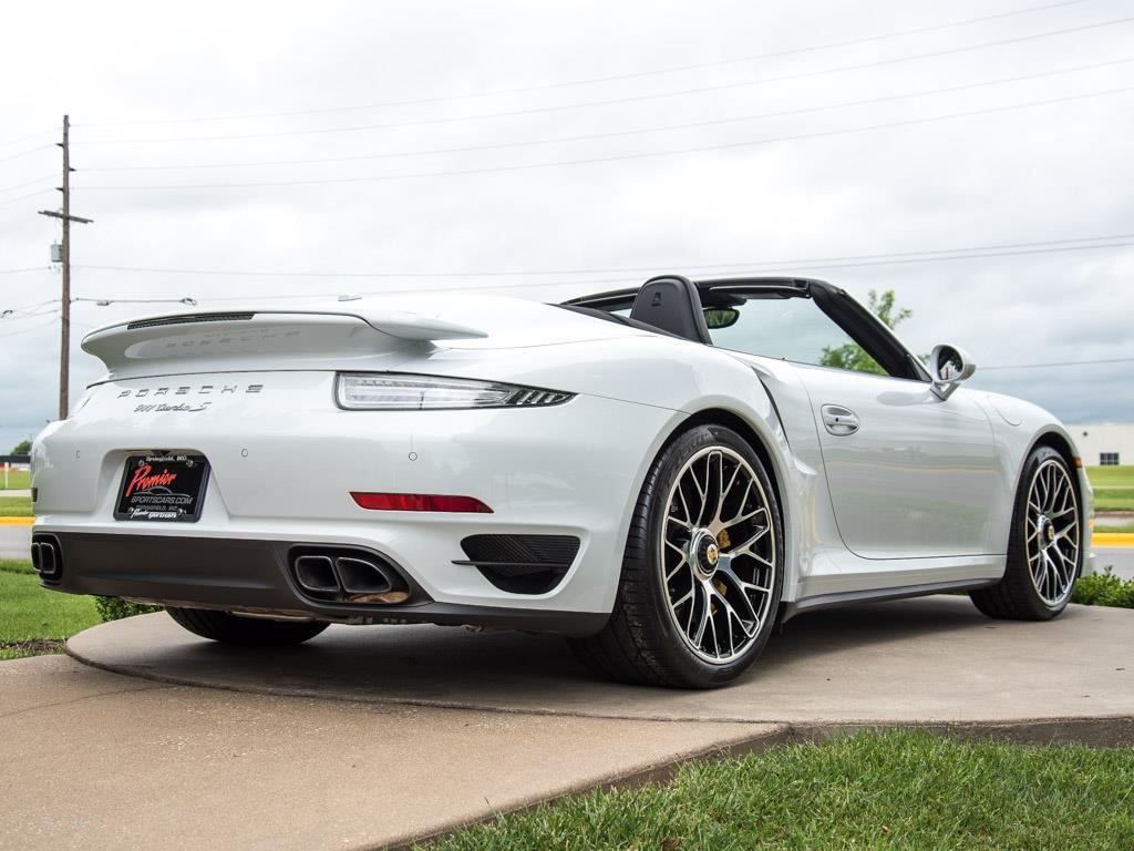 2015 Porsche 911 Turbo S - Photo 17 - Springfield, MO 65802