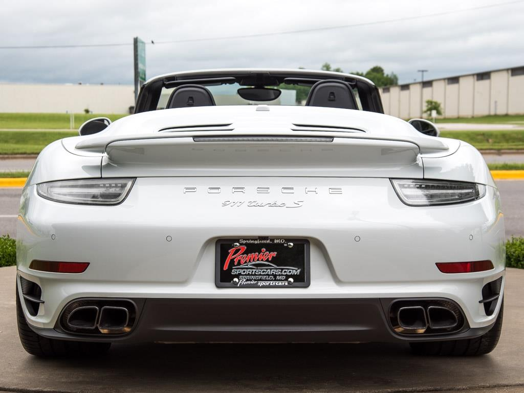 2015 Porsche 911 Turbo S - Photo 16 - Springfield, MO 65802