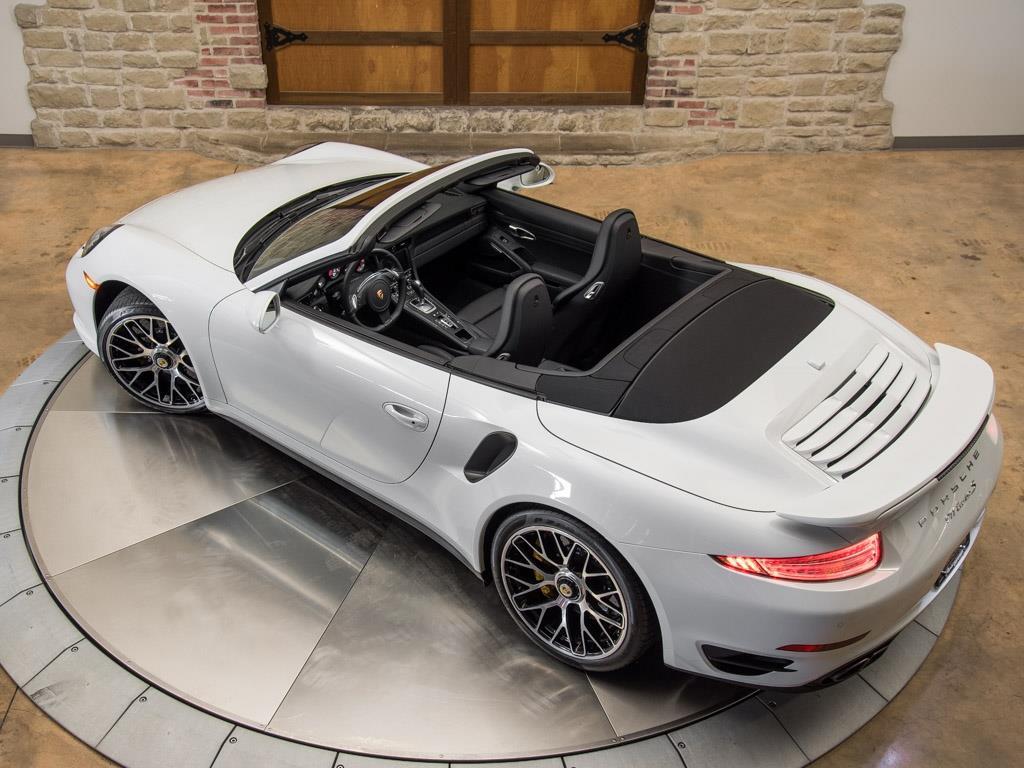 2015 Porsche 911 Turbo S - Photo 46 - Springfield, MO 65802