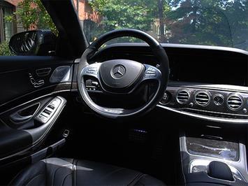 2014 Mercedes-Benz S63 AMG Sedan