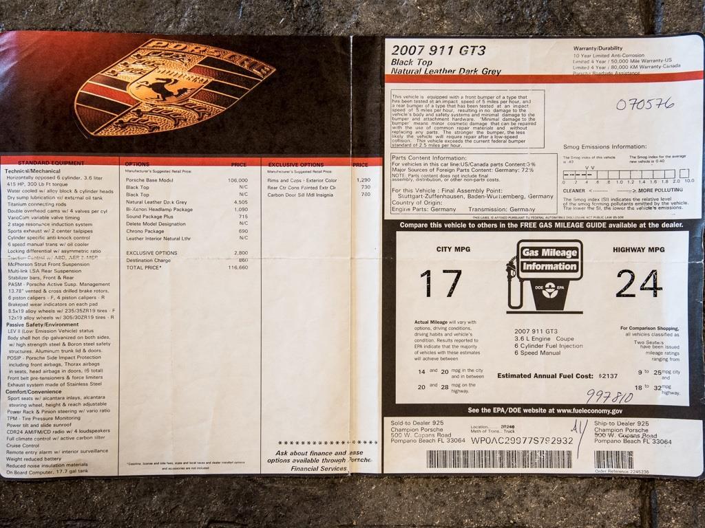 2007 Porsche 911 GT3 - Photo 39 - Springfield, MO 65802