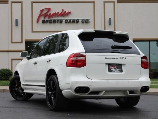 2009 Porsche Cayenne Gts Tiptronic For Sale In Springfield