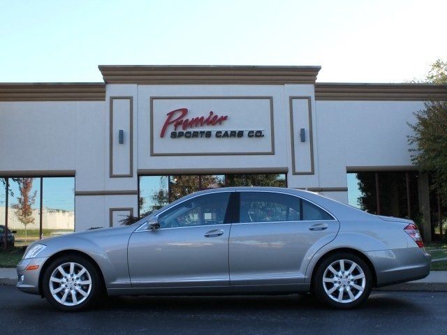 2007 mercedes benz s550 for sale in springfield mo for Mercedes benz springfield missouri