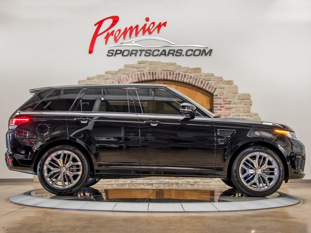 2016 Land Rover Range Rover Sport SVR - Photo 3 - Springfield, MO 65802