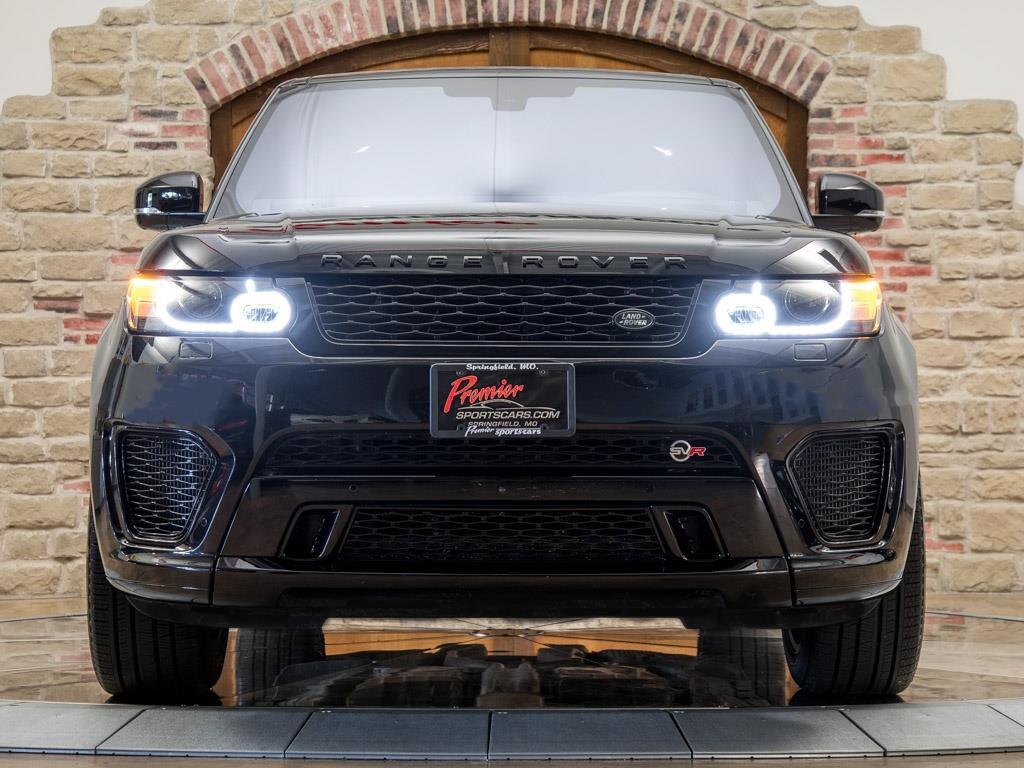 2016 Land Rover Range Rover Sport SVR - Photo 5 - Springfield, MO 65802