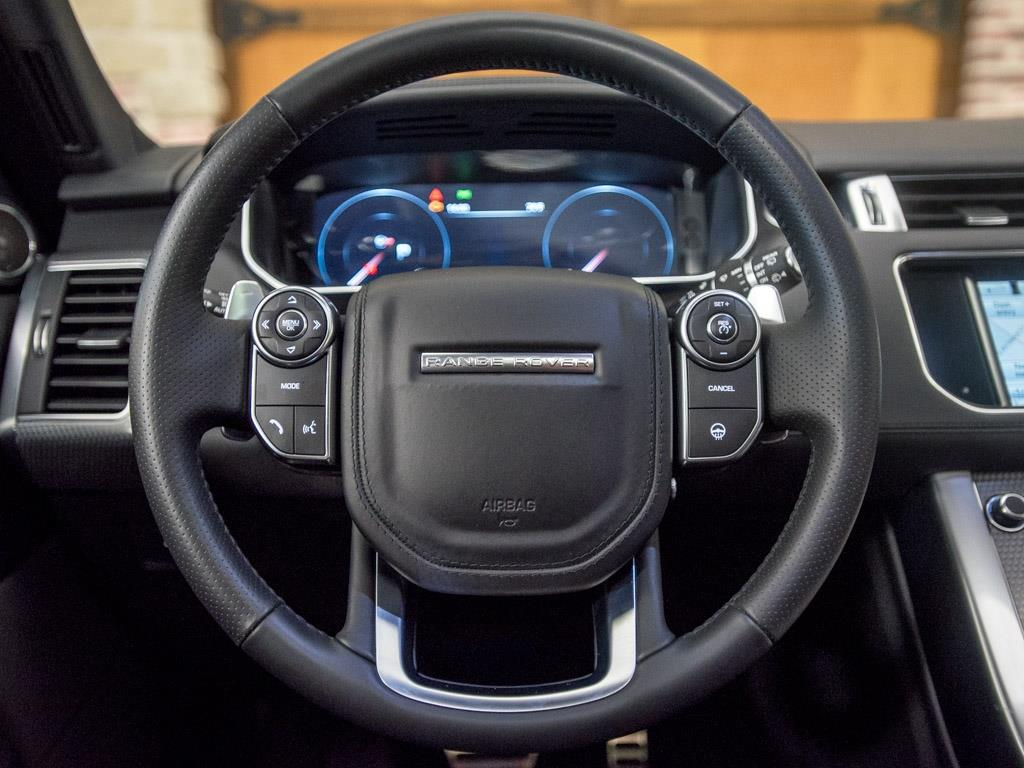 2016 Land Rover Range Rover Sport SVR - Photo 10 - Springfield, MO 65802