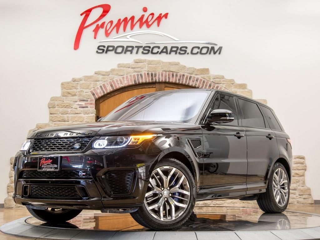 2016 Land Rover Range Rover Sport SVR - Photo 1 - Springfield, MO 65802