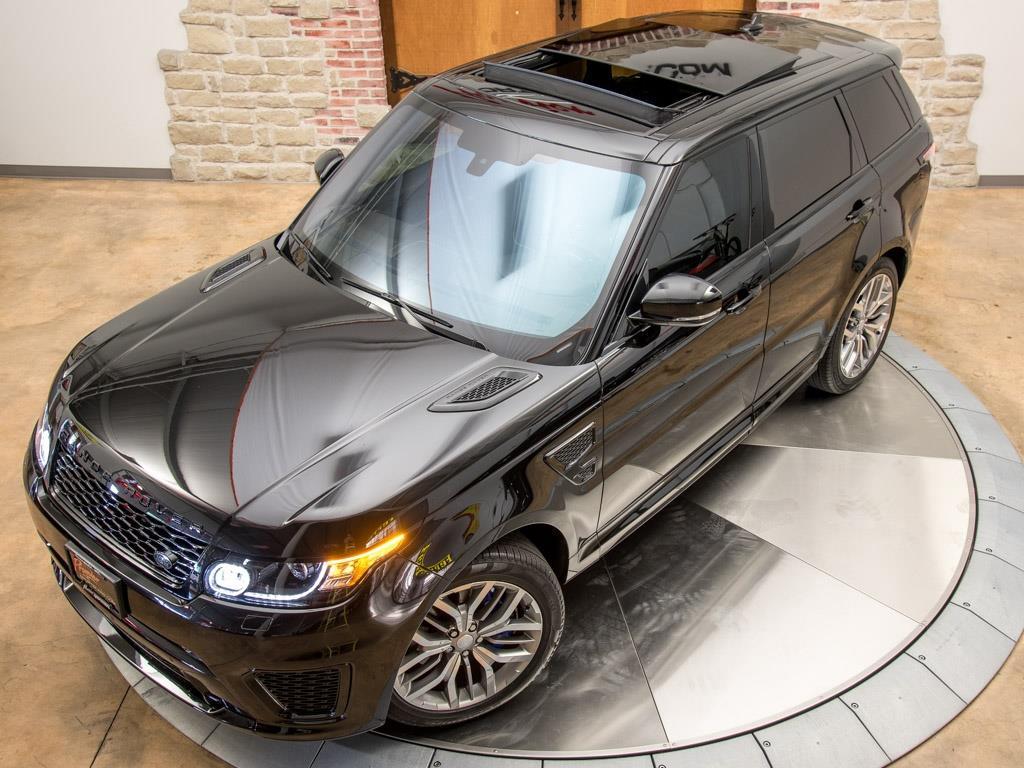 2016 Land Rover Range Rover Sport SVR - Photo 25 - Springfield, MO 65802