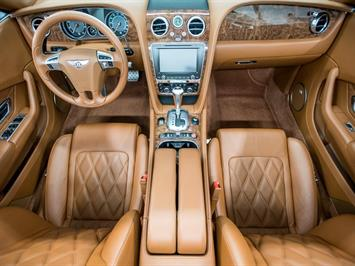 2012 Bentley Continental GTC Mulliner Convertible