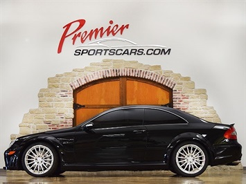 2008 Mercedes-Benz CLK CLK63 AMG Black Series