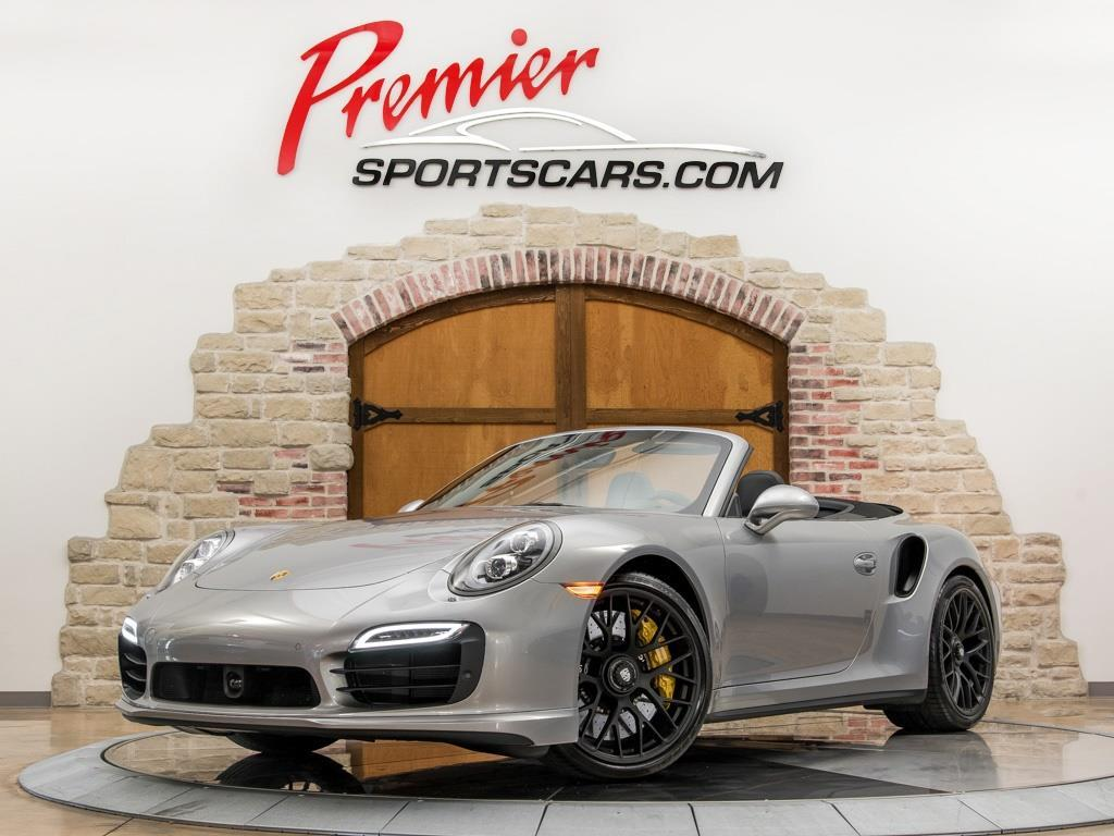 2015 Porsche 911 Turbo S - Photo 1 - Springfield, MO 65802