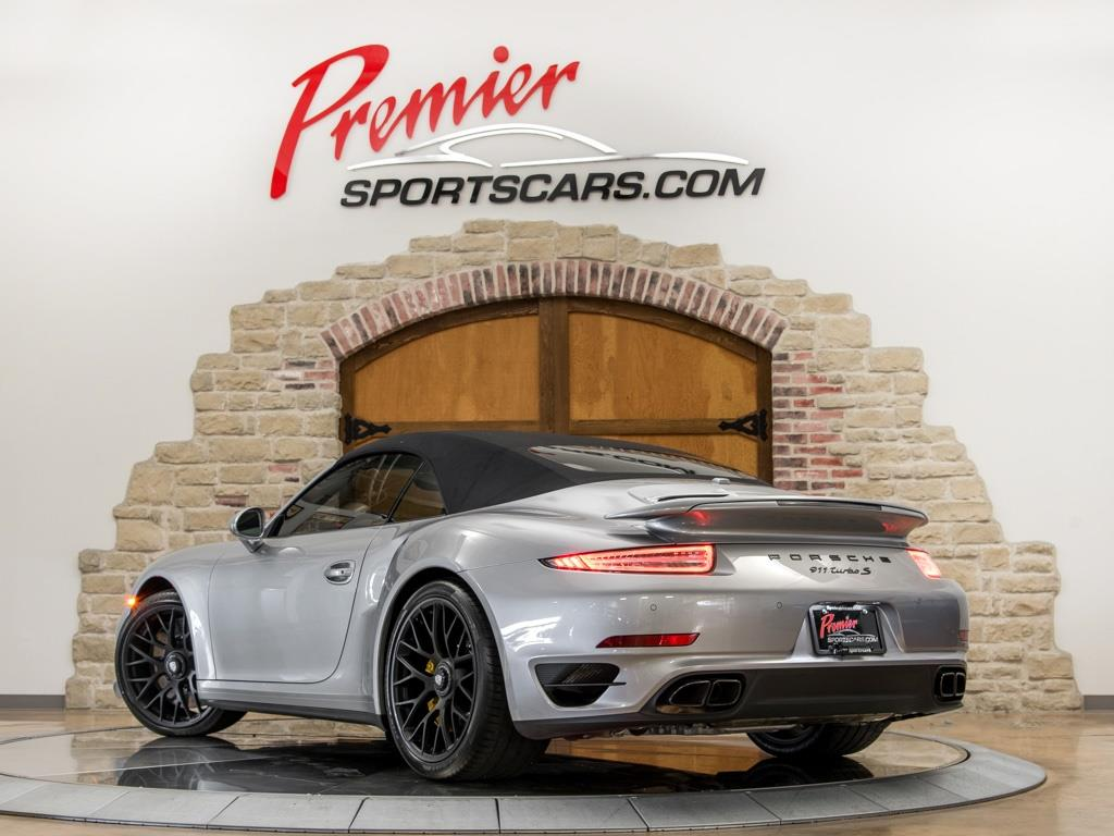 2015 Porsche 911 Turbo S - Photo 29 - Springfield, MO 65802