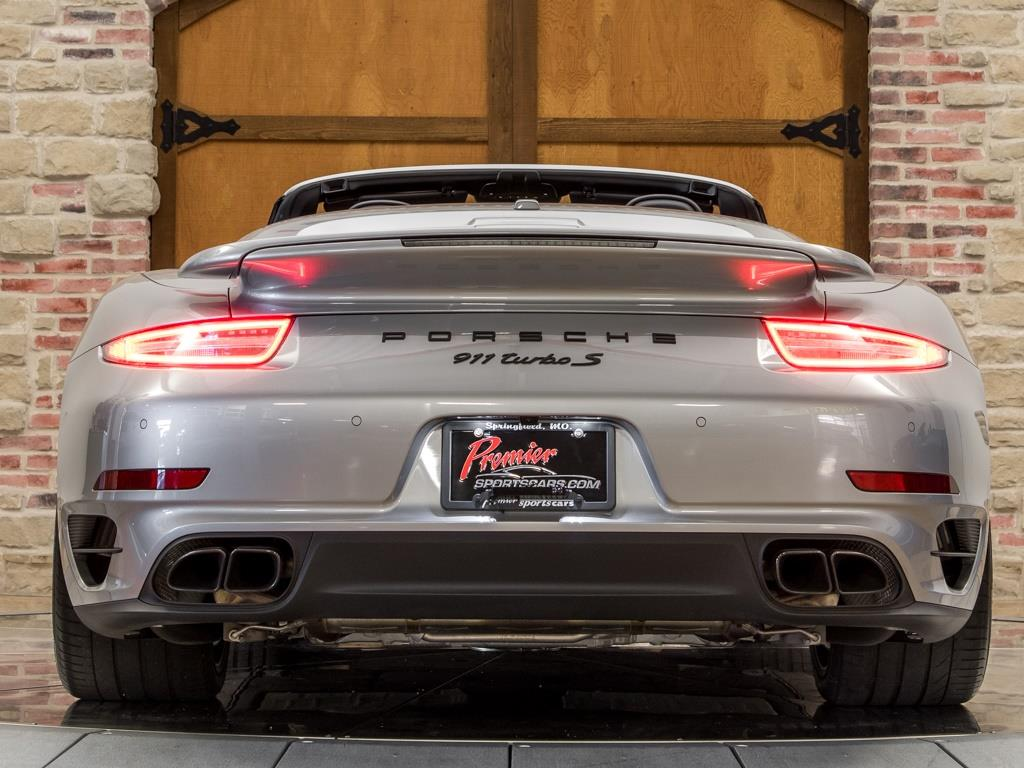 2015 Porsche 911 Turbo S - Photo 8 - Springfield, MO 65802