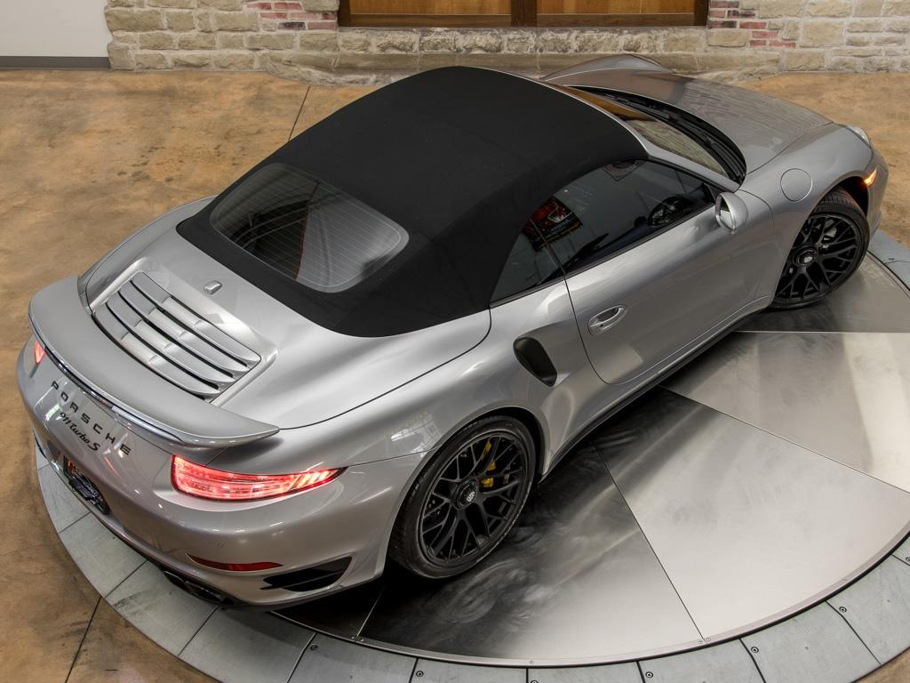 2015 Porsche 911 Turbo S - Photo 32 - Springfield, MO 65802