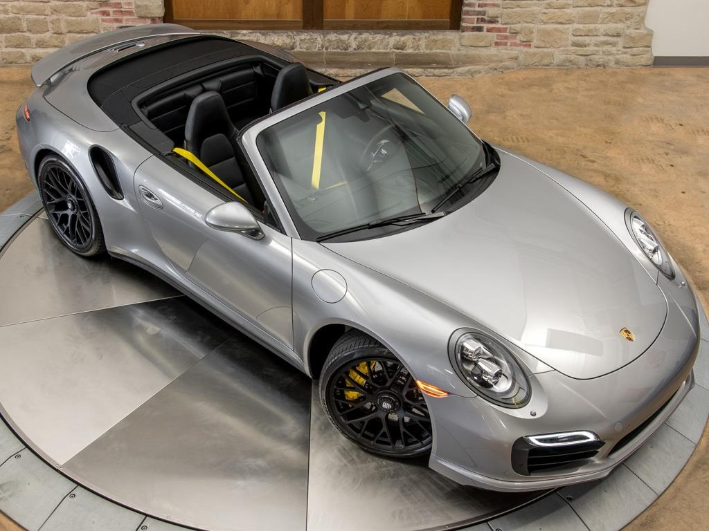 2015 Porsche 911 Turbo S - Photo 33 - Springfield, MO 65802