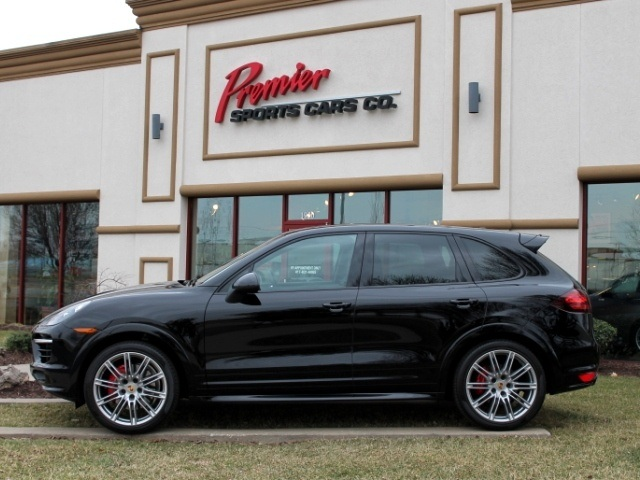 2013 porsche cayenne gts for sale in springfield mo stock p4118. Black Bedroom Furniture Sets. Home Design Ideas