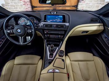 2016 BMW M6 Gran Coupe Sedan