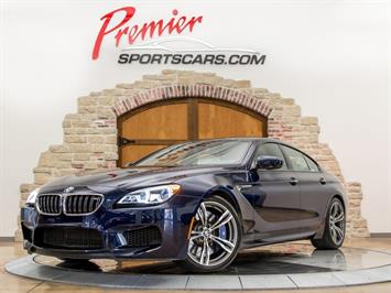 2016 BMW M6 Gran Coupe Sedan