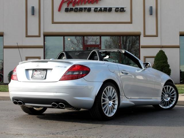 2006 Mercedes Benz Slk55 Amg For Sale In Springfield Mo