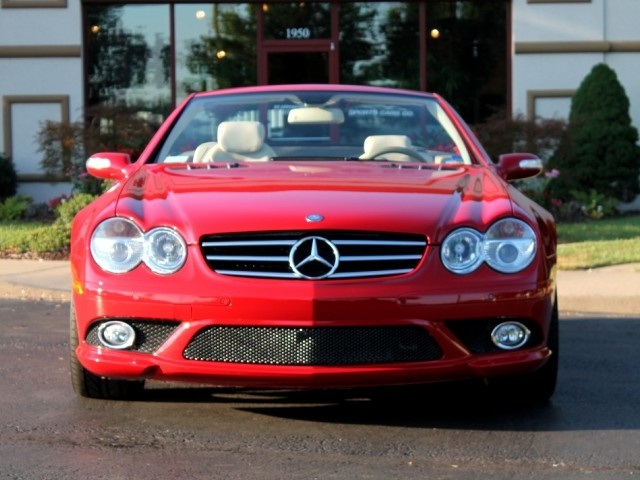 2008 mercedes benz sl55 amg for sale in springfield mo for Mercedes benz springfield missouri