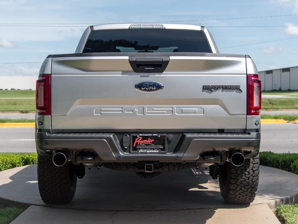 2018 Ford F-150 Raptor - Photo 8 - Springfield, MO 65802