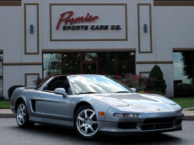 Acura Springfield Mo >> 2000 Acura NSX NSX-T for sale in Springfield, MO | Stock #: P4536