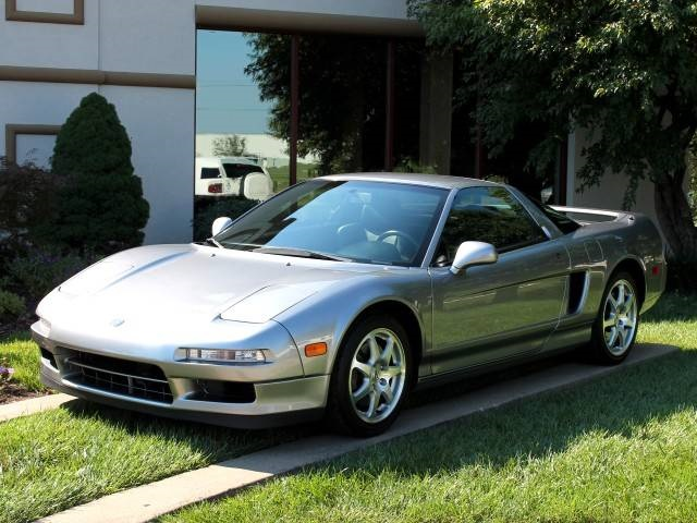2000 acura nsx nsx t for sale in springfield mo stock. Black Bedroom Furniture Sets. Home Design Ideas