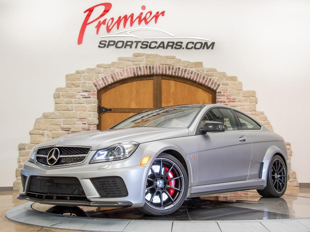 2012 Mercedes-Benz C 63 AMG Black Series - Photo 1 - Springfield, MO 65802