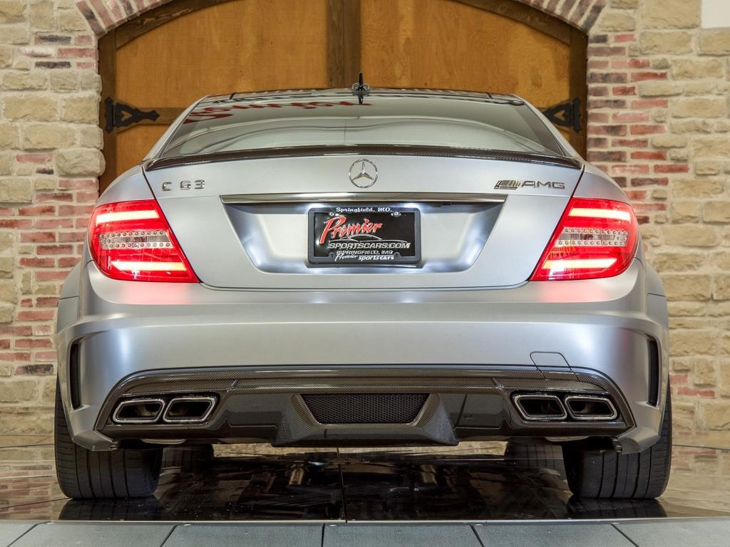 2012 Mercedes-Benz C 63 AMG Black Series - Photo 8 - Springfield, MO 65802