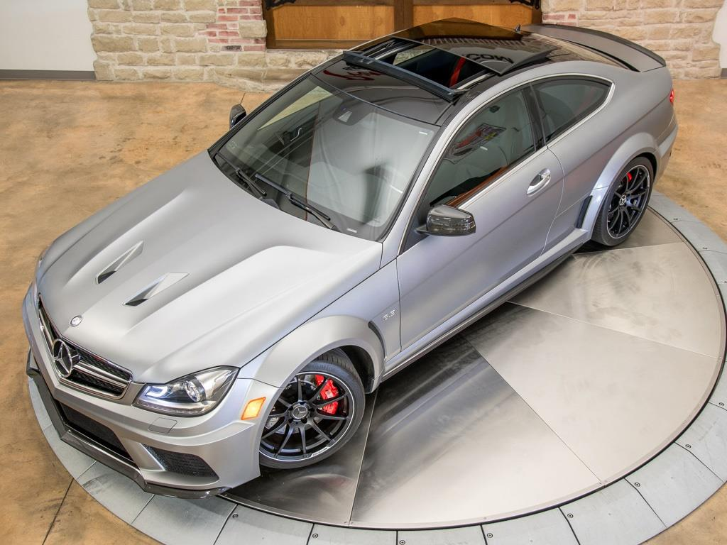 2012 Mercedes-Benz C 63 AMG Black Series - Photo 29 - Springfield, MO 65802