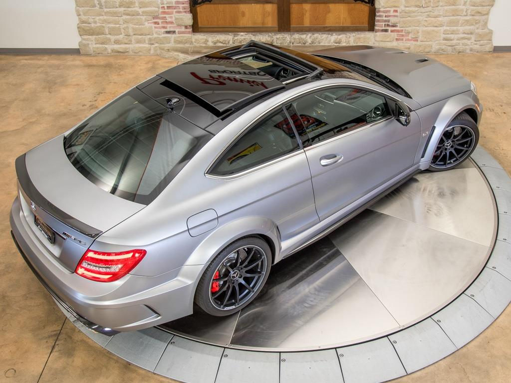 2012 Mercedes-Benz C 63 AMG Black Series - Photo 26 - Springfield, MO 65802