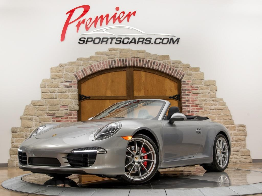 2012 Porsche 911 Carrera S - Photo 1 - Springfield, MO 65802