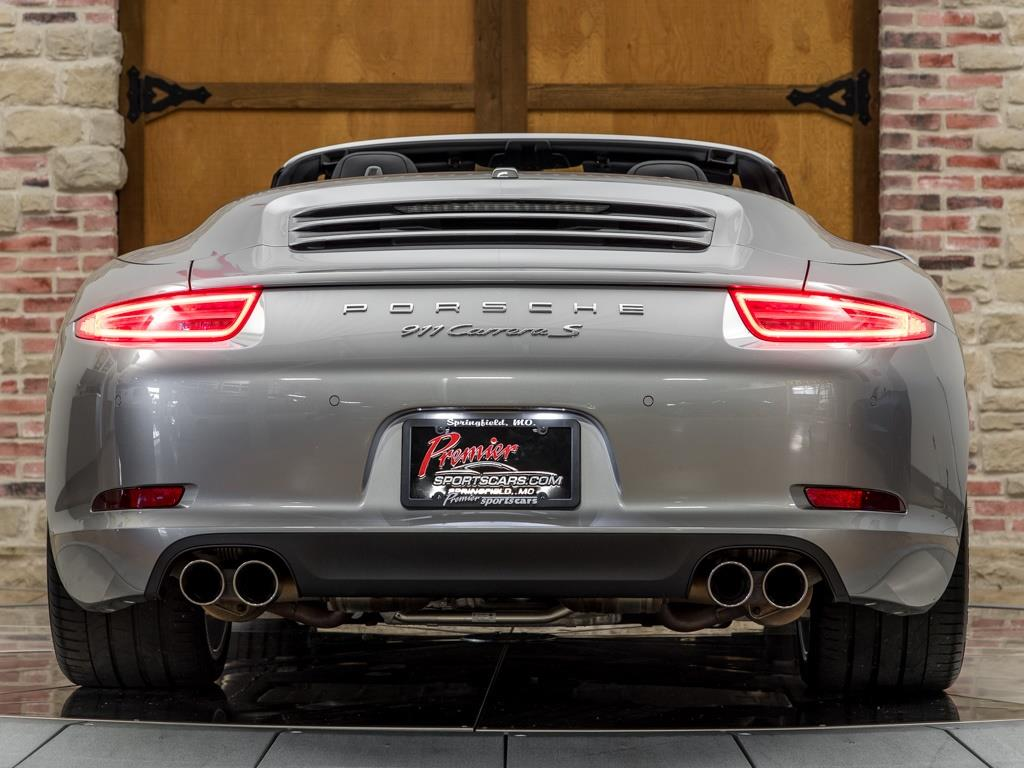 2012 Porsche 911 Carrera S - Photo 8 - Springfield, MO 65802