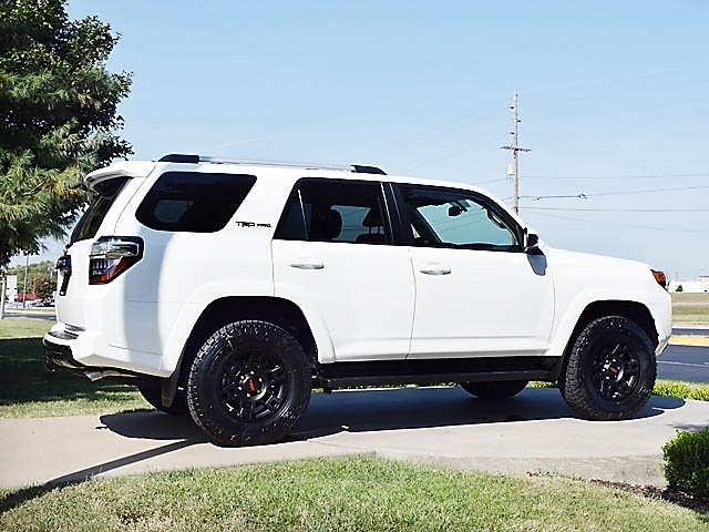 2016 toyota 4runner trd pro for sale in springfield mo stock p4762. Black Bedroom Furniture Sets. Home Design Ideas